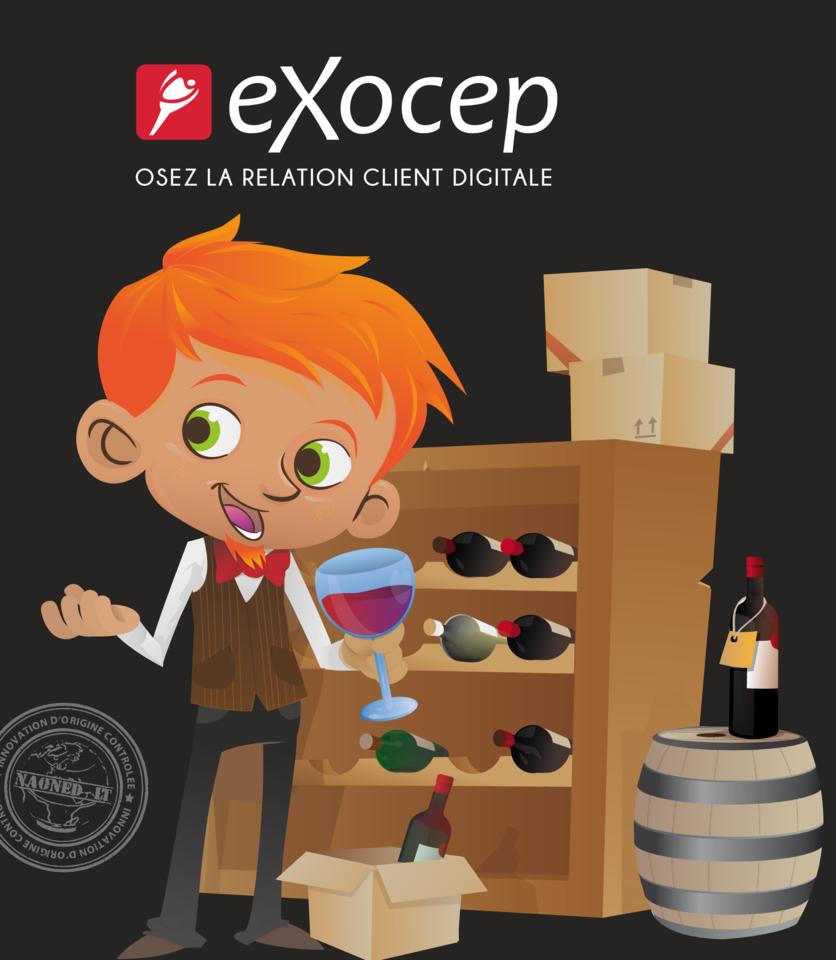 Accompagnement en communication des start-up : Naoned IT et EXOCEP