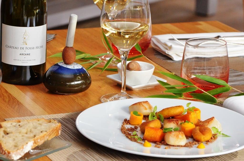 Restaurant et hôtel Le Gavrinis